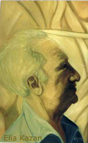 Elia Kazan,Coco peintre du facteur Cheval,Coco,Coco peintre,Hauterives,Palais Idéal,facteur Cheval,