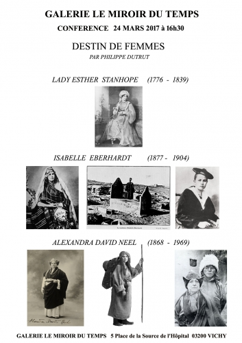 conférence,arimaj,feminisme,Vichy,